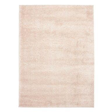 Dywan shaggy Evo pastelowy róż 50 x 90 cm