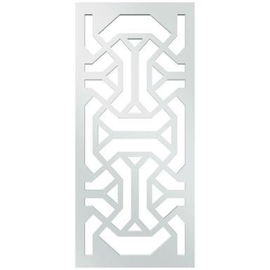 Panel ażurowy ORIENTALNY Biały 90 x 200 cm