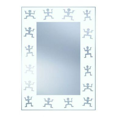 Lustro łazienkowe bez oświetlenia S N9BI 71 x 51 cm DUBIEL VITRUM