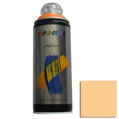 Spray PLATINUM 0.4 l Brzoskwiniowy Półmat DUPLI COLOR