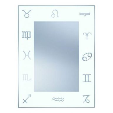 Lustro łazienkowe bez oświetlenia S N8BI 60 x 45 cm DUBIEL VITRUM