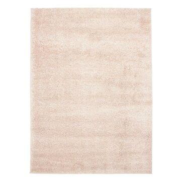 Dywan shaggy Evo pastelowy róż 160 x 220 cm