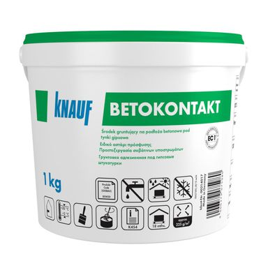 Grunt BETOKONTAKT 1 kg KNAUF