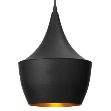 Lampa wisząca CASELLE czarna E27 LIGHT PRESTIGE