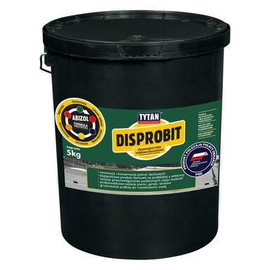 Masa dyspersyjna asfaltowo-kauczukowa DISPROBIT 5 kg Tytan Professional