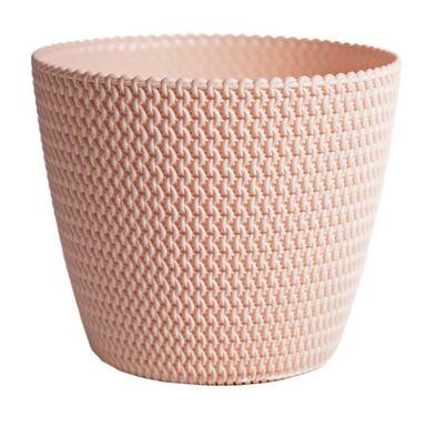 Osłonka plastikowa 13 cm różowa SPLOFY 488U PROSPERPLAST