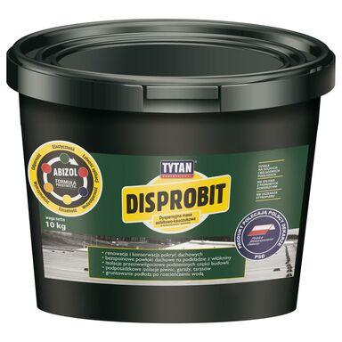 Masa dyspersyjna asfaltowo-kauczukowa DISPROBIT 10 kg Tytan Professional