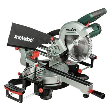 Pilarka ukosowa KGS 216 M SET  216 mm METABO