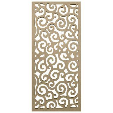 Panel ażurowy TRADYCYJNY Surowy 90 x 200 cm