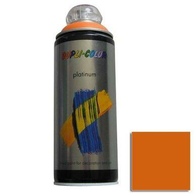 Spray PLATINUM Pomarańczowy0,4 l  DUPLI- COLOR