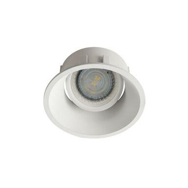Oprawa stropowa oczko IVRI DTO-W 9.2 cm biała okrągła KANLUX