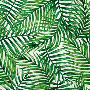 Serwetki TROPICAL LEAVES 33 x 33 cm 20 szt.