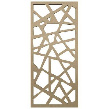 Panel ażurowy MATRIX Surowy 90 x 200 cm