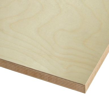 Sklejka drewniana wodoodporna 18 mm 250 x 125 cm BIURO STYL