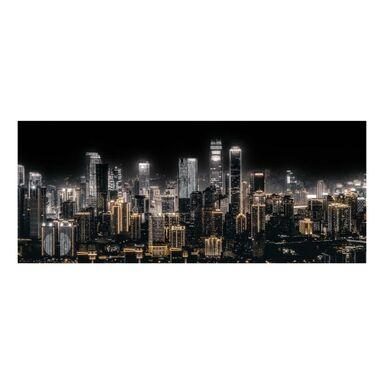 Obraz na szkle Shinning City 125 x 50 cm