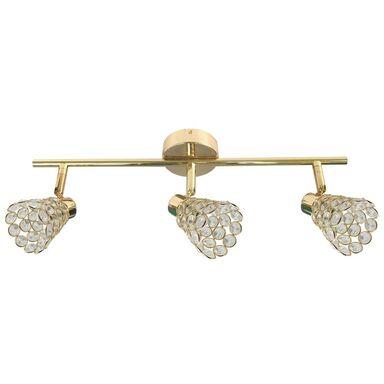 Listwa reflektorowa GLOSSY złota G9 CANDELLUX