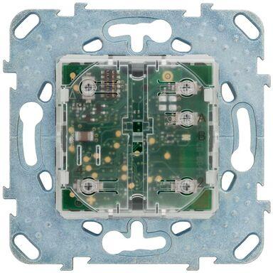 Przycisk bezprzewodowy z nadajnikiem UNICA  biel polarna  SCHNEIDER