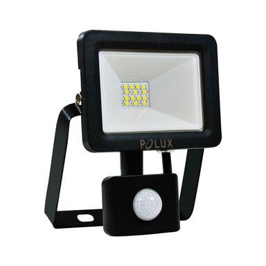 Naświetlacz LED COB z czujnikiem IP65 800 LM POLUX