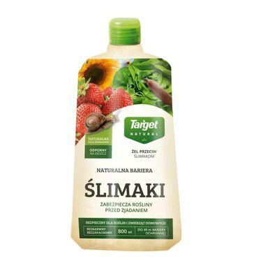 Środek na ślimaki 800 ml TARGET NATURAL
