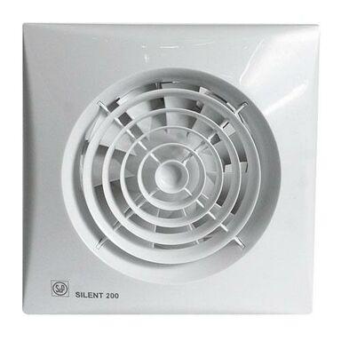 Wentylator łazienkowy 200 CZ 118 mm SILENT