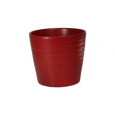 Osłonka ceramiczna 32 cm czerwona CERMAX