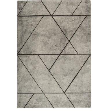 Dywan DAISY szary 80 x 150 cm