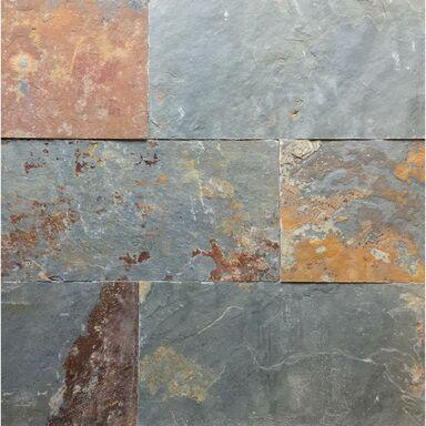 Kamień naturalny ŁUPEK RUDY 60 x 30 cm KNAP