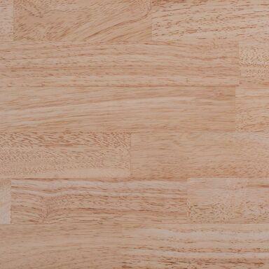 Blat kuchenny drewniany hevea surowy 282 cm DLH