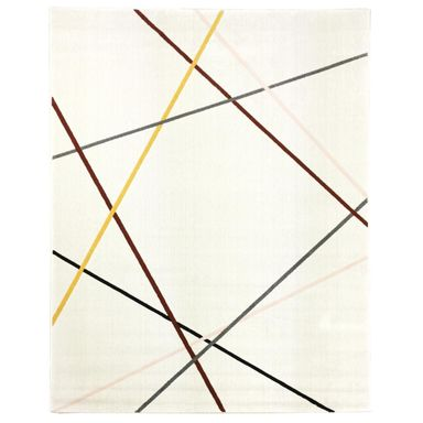 Dywan Scandi kremowy 80 x 150 cm