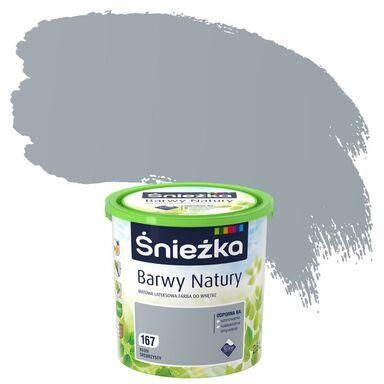 Farba wewnętrzna BARWY NATURY 2,5 l Klon srebrzysty ŚNIEŻKA