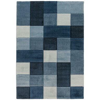 Dywan DAISY niebieski 160 x 230 cm wys. runa 13 mm MULTI-DECOR