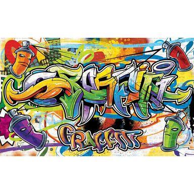 Fototapeta GRAFFITI 254 x 368 cm