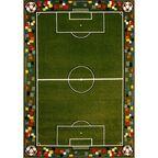 Dywan KOLIBRI BOISKO szary 133 x 190 cm wys. runa 10.5 mm KARAT