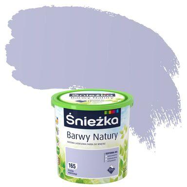 Farba wewnętrzna BARWY NATURY 2,5 l Płatki hortensji ŚNIEŻKA