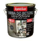 Farba do betonu ULTRA OCHRONA 2.5 l Grafitowy SYNTILOR