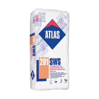 Podkład podłogowy SAMOPOZIOMUJĄCY SWS 201 ATLAS