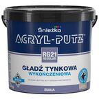 Gładź tynkowa ACRYL-PUTZ REGULAR RG21 20 kg ŚNIEŻKA