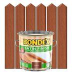 Lakierobejca do drewna SATIN FINISH 2,5 lDąb BONDEX