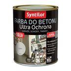 Farba do betonu ULTRA OCHRONA 0.75 l Szary SYNTILOR
