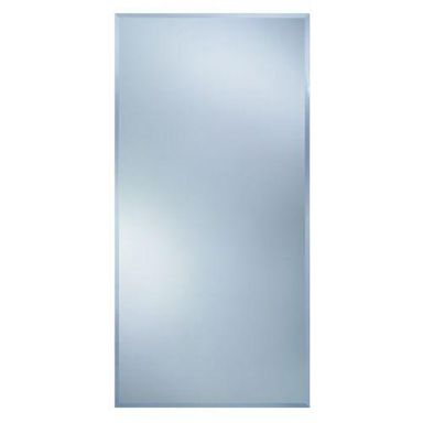 Lustro łazienkowe bez oświetlenia PROSTOKĄTNE 60 x 40 cm DUBIEL VITRUM