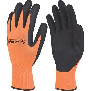 Rękawice robocze r. XL / 9 DELTA PLUS DPVE733OR09