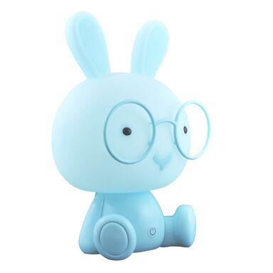 Lampka dziecięca KRÓLIK niebieska LED ACTIVEJET
