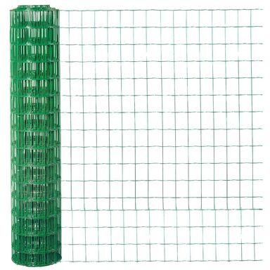 Siatka ogrodzeniowa zgrzewana 0.6 x 10 m zielona