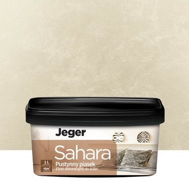 Efekt dekoracyjny SAHARA 1 l Sergio Piaskowany JEGER