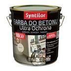 Farba do betonu ULTRA OCHRONA 2.5 l Beżowy SYNTILOR