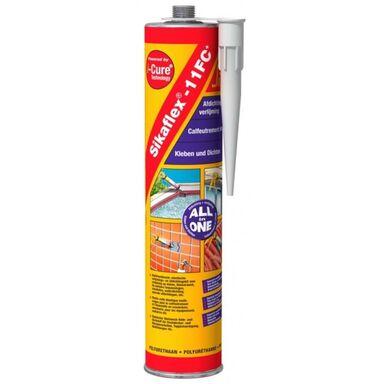Klej uszczelniający Sikaflex-11 FC+ Czarny 300 ml Sika