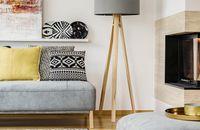 Oświetlenie salonu: jak dobrać lampę?