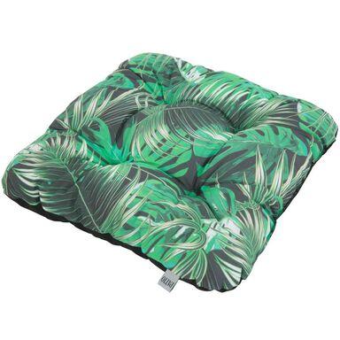 Poduszka na siedzisko 38 x 38 x 8 cm ELLEN zielona PATIO