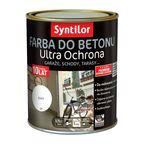 Farba do betonu ULTRA OCHRONA 0.75 l Biały SYNTILOR
