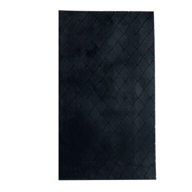 Dywan shaggy Modena czarny 160 x 220 cm